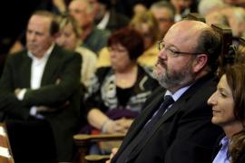 Cruce de acusaciones en un tenso pleno sobre la corrupción en la Policía Local de Palma