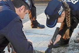 Ingresa en la UCI un policía local que fue hallado en Mercapalma tras dos horas inconsciente