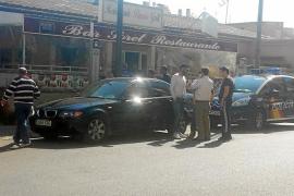 La brutal agresión de Son Cladera se inició por culpa de una discusión de tráfico