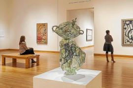 Éxito de la exposición 'Miró: La experiencia de mirar', en Seattle