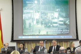 Interior admite el disparo de 145 pelotas de goma al mar en la tragedia de Ceuta