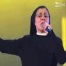 Una monja deja patidifusos a los coach de la versión italiana de 'La Voz'