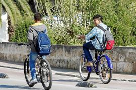 Luz verde al uso obligatorio de casco  para los ciclistas menores de 16 años