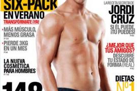 La sorprendente transformación del chef Jordi Cruz