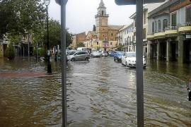 El Ajuntament de Santa Maria y el Consell harán obras para evitar inundaciones en els Hostals