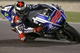 Lorenzo: «Será muy diferente en la carrera»