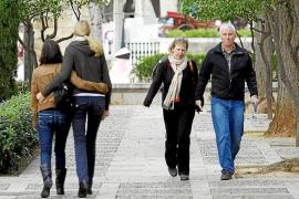 Balears pierde un 50% de turistas extranjeros en invierno desde 2008
