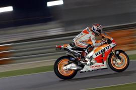Márquez sentencia su décima mejor clasificación, mientras que Lorenzo ha sido quinto
