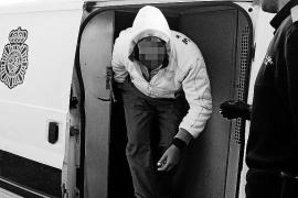 Cinco detenidos por secuestrar a dos hombres porque les robaron plantas de marihuana, en Palma