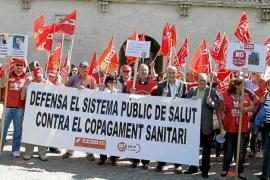 El Govern ya ha reembolsado más de tres millones a los pensionistas por el copago