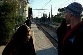 Una avería informática provoca importantes retrasos en el servicio de trenes de SFM