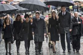 Bilbao da un adiós multitudinario a su alcalde Azkuna