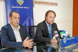 El Ajuntament d'Inca invertirá 5,5 millones de euros en 15 proyectos en nueve meses