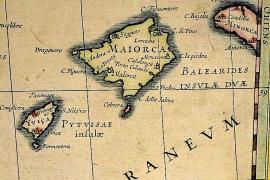 Mapas históricos de las Islas, en una exposición de la Biblioteca Nacional