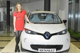 Mireia Belmonte vincula su imagen a la de Renault en España
