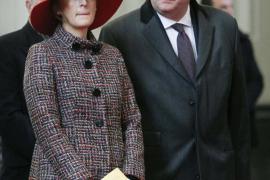 El príncipe belga Lorenzo, en coma inducido para ser tratado de una neumonía