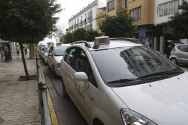Los taxistas anuncian movilizaciones contra la propuesta de conceder nuevas licencias