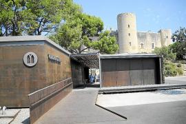 Cort licitará el centro de visitantes de Bellver a cambio de su reforma