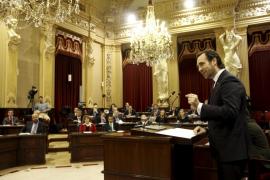 Bauzá: «El Govern ha conseguido que no se colapse el sistema»