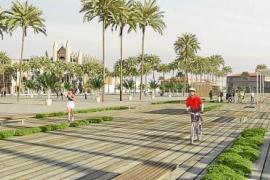 MÉS y el GOB se oponen a la ampliación «mastodóntica» del puerto de Palma