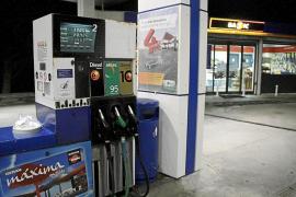 Detenido un empleado de la gasolinera de Sencelles por apropiarse de 90.000 euros
