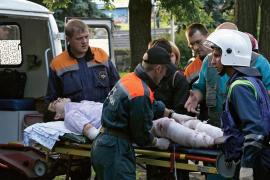 Al menos siete muertos en un atentado en Rusia