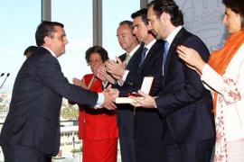 El Gobierno entrega, a título póstumo, la Medalla al Mérito Turístico a Marilén Pol