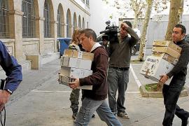 El fiscal pide 5,5 años de cárcel para Oliver y Rebassa por 'Voltor'