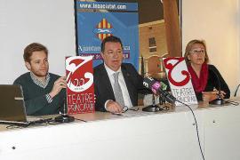 El alcalde prevé adjudicar las obras del Teatre Principal el lunes