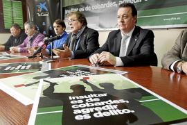La FFIB, contra la violencia