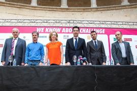 Cerca de 600 inscritas en el primer maratón para mujeres este domingo en Palma