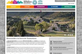El Consell presenta la nueva web sobre la Serra, que ha tenido un coste de 21.000€