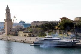 El Fortuna ya está en Port Adriano