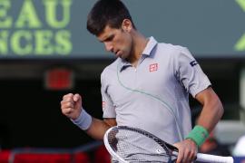 Djokovic, a la final de Miami tras la retirada de Nishikori por lesión