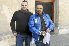 La policía detiene de nuevo a 'El Ico' y a su cuñado por amenazas de muerte en Palma