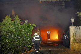Un hombre niega que incendiara por venganza la vivienda de la que fue desahuciado en Llucmajor