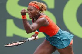 Serena Williams se hace eterna en el Abierto de Miami