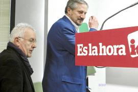 IU acusa a Zapatero de liderar una campaña en favor de un gobierno PP-PSOE