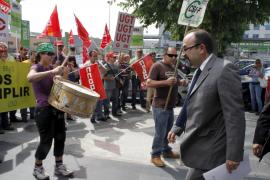 Los sindicatos registran el preaviso de huelga  del próximo 8 de junio