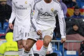 Goleada balsámica para un Real Madrid en busca de la confianza perdida