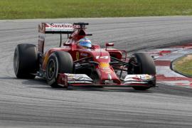 Alonso: «Estar en el grupo de los mejores es lo más positivo de las dos primeras carreras»