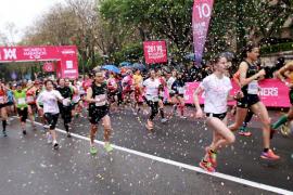 Más de 700 mujeres participan en la  261 WM, que gana Beatriz Molina