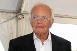 Fallece Klaus Graf, expresidente de Teka y gestor de Puerto Portals