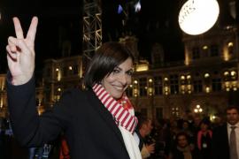 La socialista gaditana Anne Hidalgo conquista la alcaldía de París