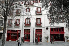 Guerra hotelera en la plaza de Cort