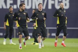 Barça y Atlético, primer asalto antes de la 'batalla final'