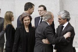 Rouco habla de guerra civil en el funeral de Adolfo Suárez