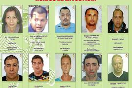 La Guardia Civil pide colaboración para detener a los fugitivos más buscados