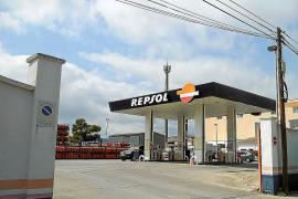 Dos encapuchados asaltan a punta de pistola una gasolinera del Polígon de Son Castelló