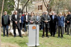 La UIB reivindica el legado de Casas en el primer aniversario de su muerte